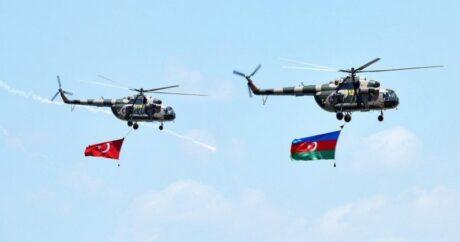 """Azerbaycan Savunma Bakanlığı: """"Kardeş kardeşe arka çıkarsa, önünde duramaz düşman!"""""""